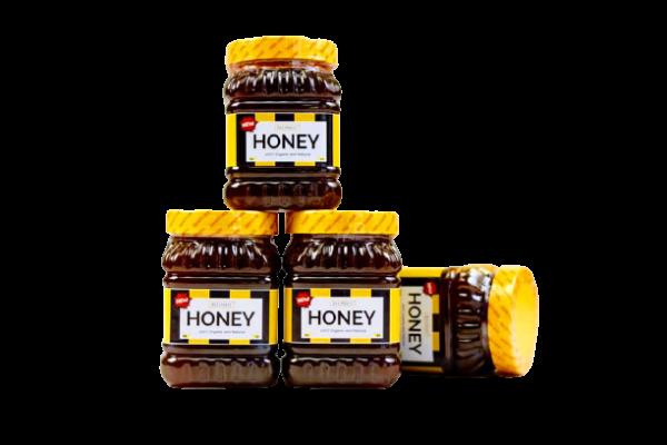 Honey from Beenest Ghana's Bee Centre
